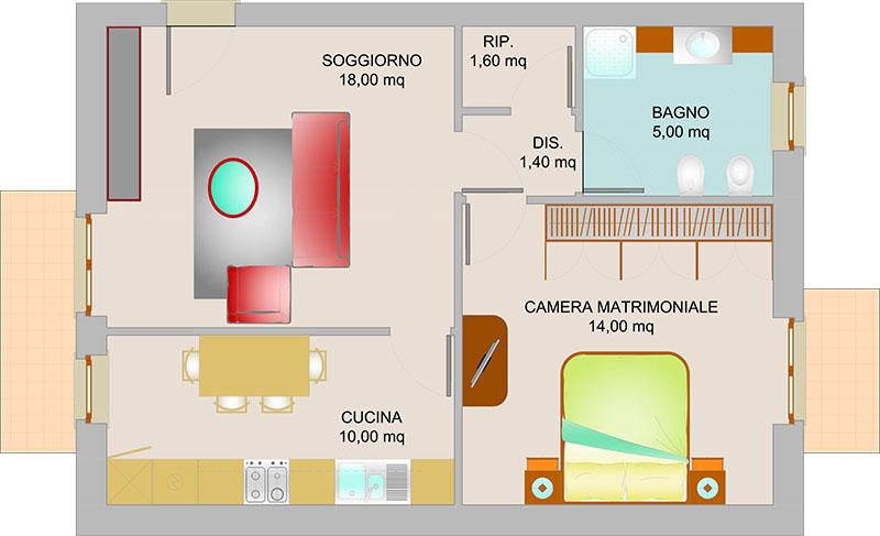 Costi ristrutturazione appartamento bilocale provincia varese - Costi ristrutturazione casa 130 mq ...